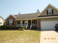 Great 4 bedroom, 2 bath home in Raeford!  ***Approved