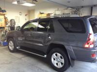 2003 TOYOTA 4RUNNER LIMITED AWD5 Speed Automatic, 4.7 L