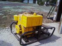 11HP Briggs&Stratton engine on frame excellent
