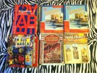 I have a set of 11th grade learning books. They are as