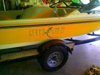 97 gekko gto22 ski/wakeboard boat this boat is very