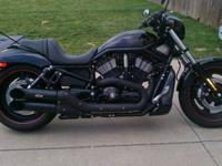 AWESOME 3100 MILES Harley Davidson Night Rod Special