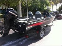 2011 tracker super guide v16. with mercury outboard