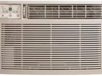 12,000 BTU Cool - 11,000 BTU Heat Window-Mounted