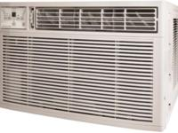 12,000 BTU Room Air Conditioner with 640 Sq. Ft.