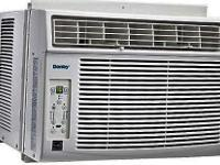Energy Star 12,000-BTU Room Window Air Conditioner