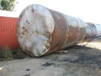 2 - 12,000 Gallon Fuel Tanks, Great Shape NO rust. Can
