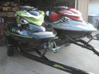 2 - 2005 Sea Doo RXP two seaters for sale ? double