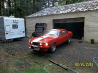 I am selling my 68 Mustang Cobra Snake Tribute car.