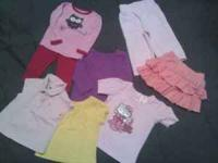 This lot has 12-18 month clothes 23 pieces all for