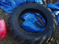 Have an old tractor tire don't need it perfect yard