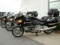 Here you go folks, three different K1200 LT's, BMW