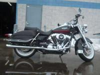 2005 HARLEY-DAVIDSON FLHRCI ROAD KING CLASSIC, Two-tone