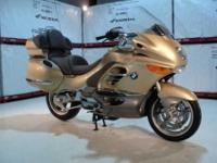 Check out this BMW K1200LT at SOUTHERN HONDA! This