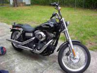 2008 H-D Street Bob ONLY 1,000 miles. This bike has