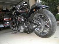 Custom Independence Harley Chopper 2001, Why own just a