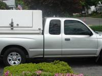 2004 Toyota Tacoma Xtracab with ColdPlate Freezer (