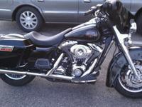 "2007 Harley Electra Glide Classic w/ original 96"""