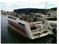 27ft. Century Mirada Cruiser. 1991. Can demo in Pueblo,