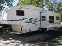 One of a kind 5th wheel priced to sell. Used less than