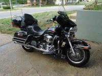 2005 Harley Davidson Electra Glide Ultra Classic for