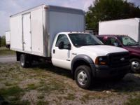 XL Series, 6.0L Power Stroke Diesel, Automatic, Vinyl