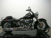 bBeautful Softail loaded with Extras/bbrbrbFROM WIDE
