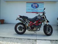 Has Over $7000.00 Ducati performance Accessoires on