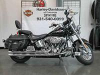 bbSoftail Heritage BlackTons of Accessories. Call