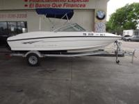 You are looking at a well maintained 2009 Bayliner 175