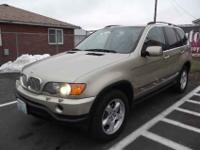 This is a very nice fully loaded BMW X5. This is a