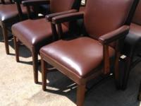 Very nice antique chairs made by Herman Miller nc 8 are
