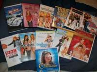 Just LOWERED PRICE TO $30.00 !!! 12 Dvd movies for your
