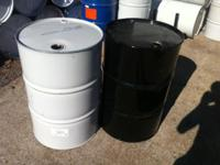 I have a few hundred steel burning barrels $15 each for