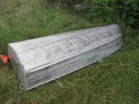 1968 Sea King Aluminum Row Boat in very good condition;