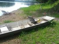 I have a 12 ft alluminum flat bottom Boat I am looking