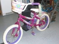 Hey there, Our daughter requires a larger bike and