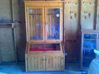 posting for a friend he has a nice 12 gun gun cabinet