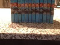 12 Hardy Boys Mystery books hard cover good condition