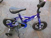 "THIS IS A ( NEVER USED ) HUFFY BOY'S 12"" PRO THUNDER"