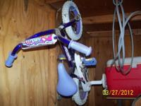 I have a little girl's bike for sale. Only used a few