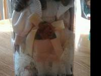 I HAVE A 12 INCH PORCELAIN DOLL FOR SALE FOR $10, MARK