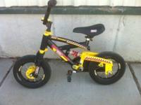 "I have two 12"" tonka bikes for sale. Take 1 bike for"