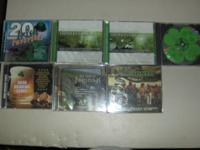 Selling 12 Irish CD's as follows: The Dubiners: The