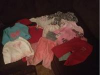I have 25 pieces of girls clothes for sale... 15