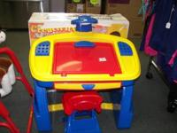 12 n 1 Game Table $59.99 +tax Little Tikes BasketBall