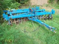12' New holland disc, Serviced/ Many new parts, ready