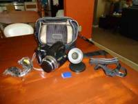 Slightly used 1st camera. comes with the following: