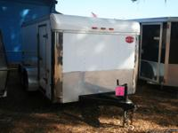 This is a 12 foot Low Hauler Motorcycle Trailer