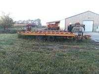 I have a 12 ton tilt trailer for sale. The length is